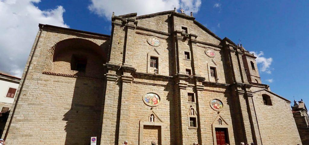 Tempio Pausania - Cattedrale San Pietro