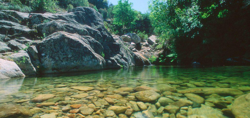 Le piscine naturali sul LImbara